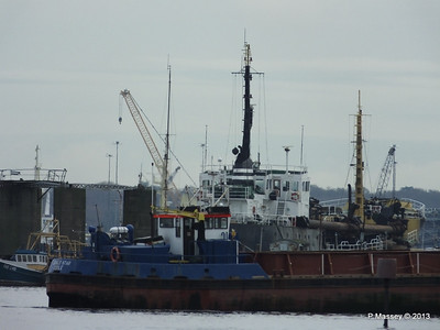 GOOLE STAR Arriving Marchwood Quay PDM 17-12-2013 12-47-43