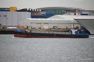 GOOLE STAR Inbound Southampton PDM 04-08-2016 18-32-08