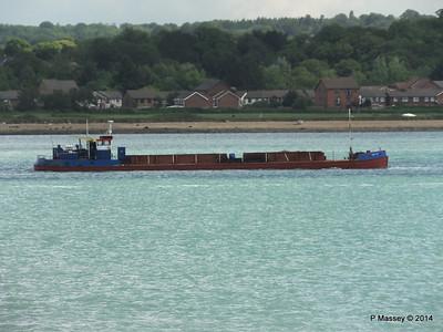 GOOLE STAR Departing Southampton PDM 05-06-2014 11-15-46