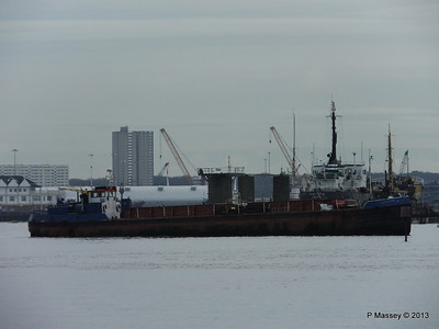GOOLE STAR Arriving Marchwood Quay PDM 17-12-2013 12-47-15