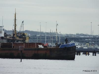 GOOLE STAR Arriving Marchwood Quay PDM 17-12-2013 12-47-28