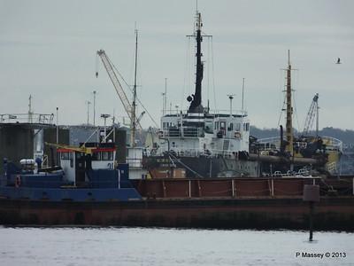 GOOLE STAR Arriving Marchwood Quay PDM 17-12-2013 12-47-38