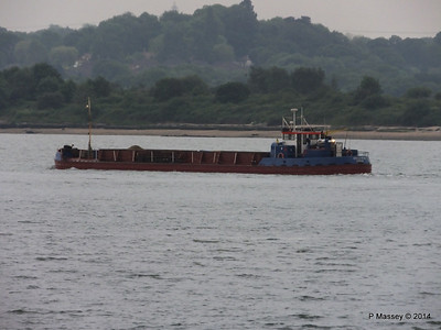 GOOLE STAR Departing Southampton PDM 29-05-2014 20-24-18