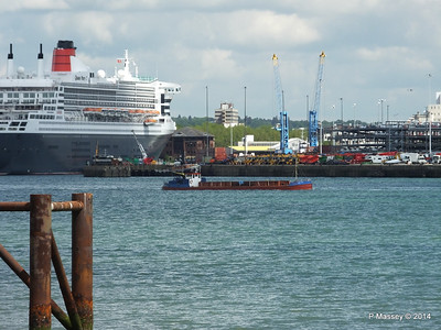 QUEEN MARY 2 GOOLE STAR Southampton PDM 05-06-2014 11-12-02
