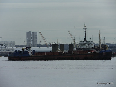 GOOLE STAR Arriving Marchwood Quay PDM 17-12-2013 12-47-17