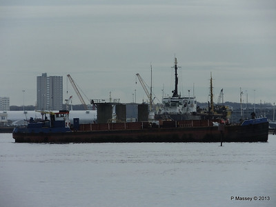 GOOLE STAR Arriving Marchwood Quay PDM 17-12-2013 12-47-22