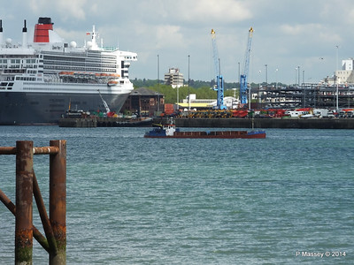 QUEEN MARY 2 GOOLE STAR Southampton PDM 05-06-2014 11-12-05