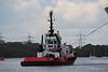 SD SHARK EVER LISSOME Departing Southampton PDM 26-04-2017 12-02-38