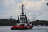 SD SHARK EVER LISSOME Departing Southampton PDM 26-04-2017 12-02-42
