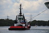 SD SHARK EVER LISSOME Departing Southampton PDM 26-04-2017 12-02-44