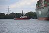 SD SHARK EVER LISSOME Departing Southampton PDM 26-04-2017 11-57-10