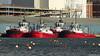 SD SHARK SD SEAL ZP BOXER SMIT ELBE Southampton PDM 17-01-2018 14-15-22