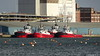 SD SHARK SD SEAL ZP BOXER SMIT ELBE Southampton PDM 17-01-2018 14-15-18