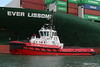 SD SHARK EVER LISSOME Departing Southampton PDM 26-04-2017 12-05-08