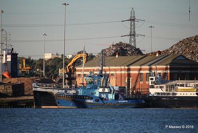 LOMAX ss SHIELDHALL Southampton PDM 03-10-2016 17-33-25