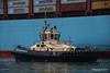 SVITZER BARGATE EMMA MAERSK Southampton PDM 04-11-2015 16-49-39
