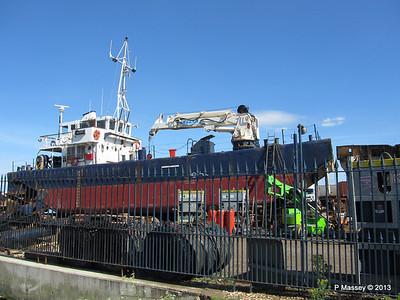 Work Boats & Tugs in UK Waters