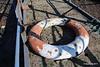 Abandoned Lifebelt Gangway Husbands Shipyard Marchwood PDM 18-02-2017 13-49-29