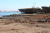 Husbands Shipyard Slipways Gone Gangway Marchwood PDM 18-02-2017 13-35-51