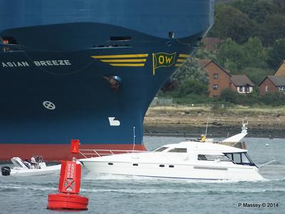 ASIAN BREEZE Moving Berths Southampton PDM 24-08-2014 16-26-051