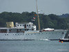 SHEMARA sailing down Southampton Water PDM 12-06-2014 11-34-10