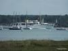 SHEMARA sailing down Southampton Water PDM 12-06-2014 11-33-56