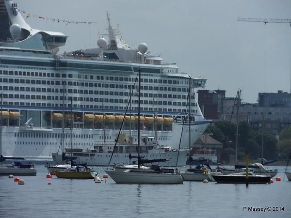 SHEMARA ADVENTURE OF THE SEAS Southampton PDM 12-06-2014 11-14-09