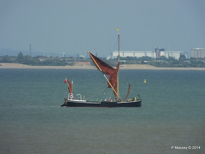 ALICE - Thames Sailing Barge