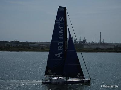 ARTEMIS OCEAN RACING II GBR-100
