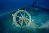 wheel on the Alice Wilds 300ft /98m deep
