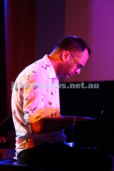 6-9-15. Shir Madness. Melbourne  Jewish Music Festival.  Luke Howard. Photo: Peter Haskin