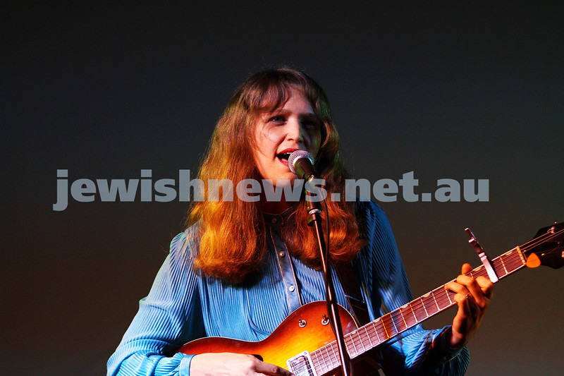 6-9-15. Shir Madness. Melbourne  Jewish Music Festival.  Tin Pan Orange. Photo: Peter Haskin