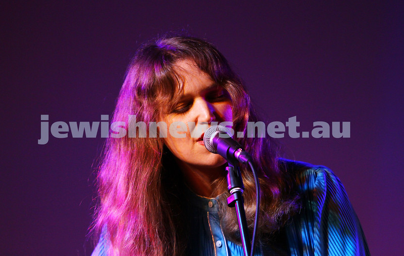 6-9-15. Shir Madness. Melbourne  Jewish Music Festival.  Tin Pan Orange. Photo: Peter Haskin