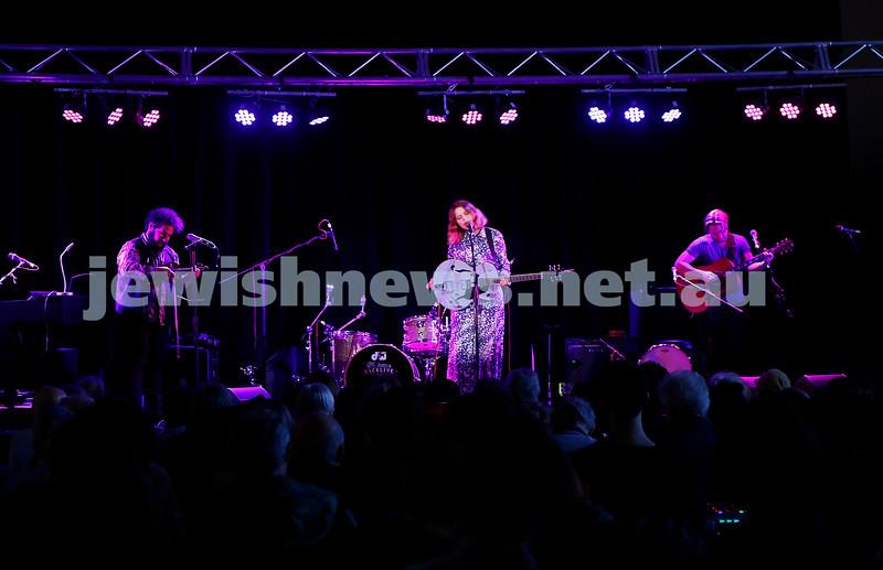 3-9-17. Shir Madness. Melbourne Jewish Music Festival.  Tin Pan Orange. Photo: Peter Haskin