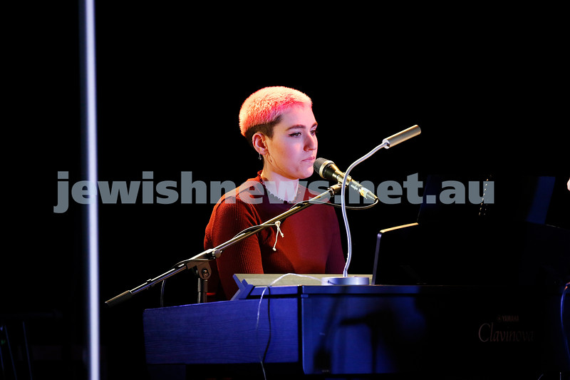 3-9-17. Shir Madness. Melbourne Jewish Music Festival.  Photo: Peter Haskin