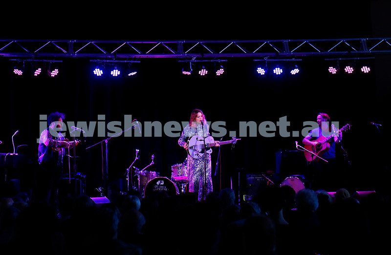 3-9-17. Shir Madness. Melbourne Jewish Music Festival. Tin Pan Orange. Photo: Peter Haskin