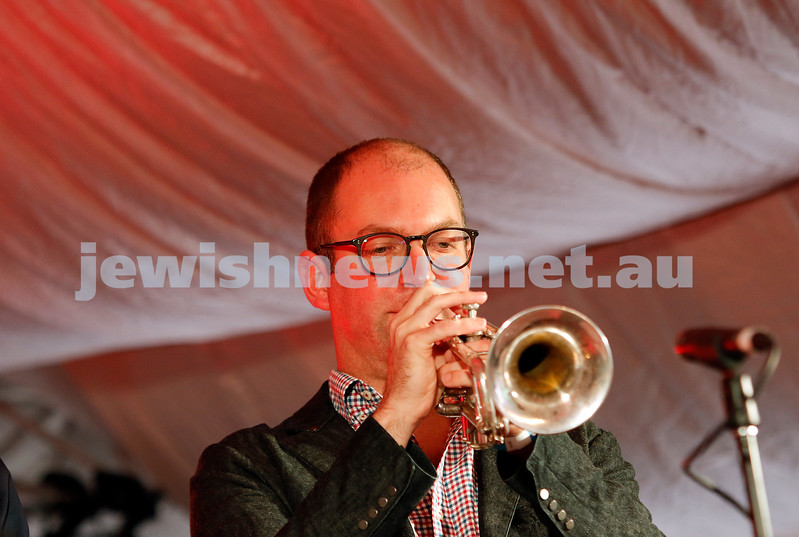 3-9-17. Shir Madness. Melbourne Jewish Music Festival.  Alter Jazz Emsemble. Photo: Peter Haskin