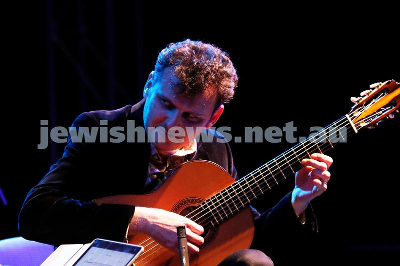 3-9-17. Shir Madness. Melbourne Jewish Music Festival.  Grigoryan Brothers. Photo: Peter Haskin