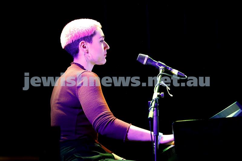 3-9-17. Shir Madness. Melbourne Jewish Music Festival.  Photo: Peter Haskin