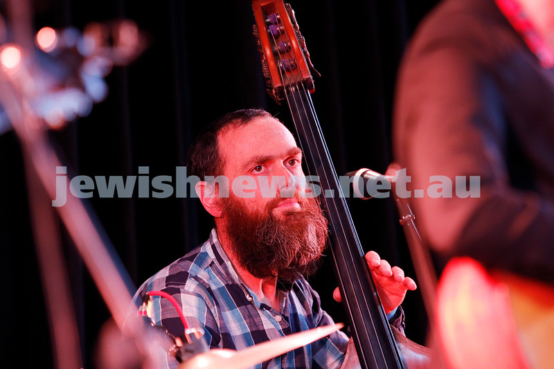 3-9-17. Shir Madness. Melbourne Jewish Music Festival.  Simon Starr. Photo: Peter Haskin