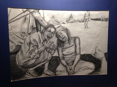 Art in Vazana Home 2017