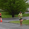 GREG SUKIENNIK - MANCHESTER JOURNAL<br /> Runners head up Richville Road in Manchester during the Shires of Vermont Marathon on May 20, 2018.