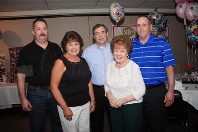 Shirley 80th Birthday