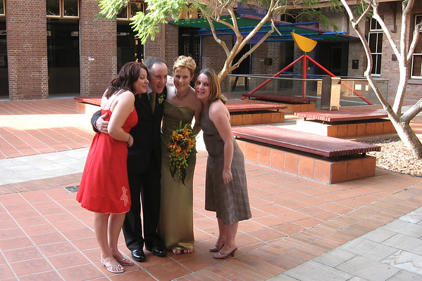 2007 Jan Kayleen & Neale's Wedding