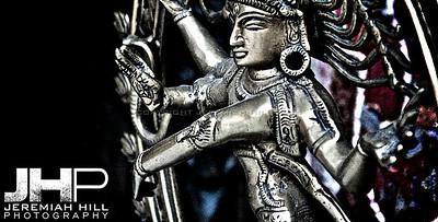 """Shiva #8"", Dharamsala, Himichal Pradesh, India, 2006 Print IS2506-092V4"