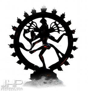 """Shiva #10"" Print JP11-125-058"