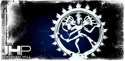 """Shiva #13"" Print JP11-128-012"