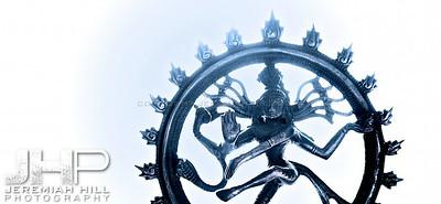 """""""Shiva #12"""" Print JP11-125-058V7"""