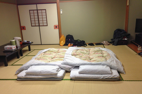 Tips for visiting a Ryokan, a traditional Japanese hotel