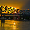 Sunset O'Neal Bridge